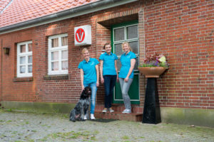 Kleintierpraxis Lathen Team